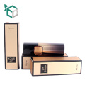 Gold Top Quality Cosmetic Box Custom Liquid Lipstick Tube For Lip Balm