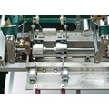 Embroidery machine sewing thread winding machine with peacock embroidery designs for finished garmrent, cap, shoes embroidery