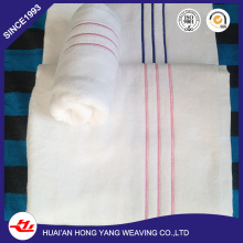 Hotel & Spa Bath Towels 100% Cotton Dobby Border