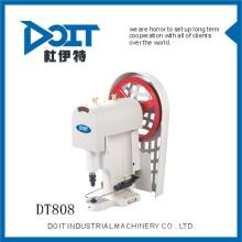 DT808A máquina de costura com botão de pressão industrial mais proctical