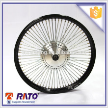 Para la alta calidad 70cc y las ruedas de aluminio negras baratas de la motocicleta