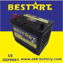 12V60ah Premium Quality Bestart Mf Batterie de véhicule JIS 55D26r-Mf