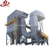 Coletor de poeira do sistema do pulso de ar do moinho do cimento para a broca