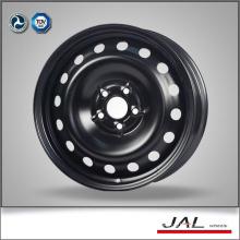 Top Quality 5 Lug 6.5x16 Black Steel Wheels