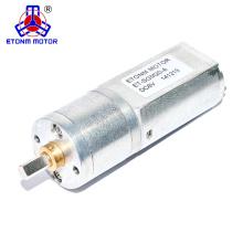 mini motor eléctrico 3v de baja velocidad para el hogar inteligente