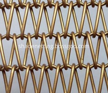 Decorative metal screen (22)