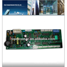 Hitachi elevator spare parts display dashboard PCB board FB-HLAN (BO)