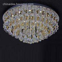 modern crystal ball chandeliers lighting
