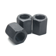 DIN934 quality 6-64 high-strength thickened hex nut 4.8 8.8