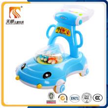 Date arrivée bébé Walker jouets grandes roues bébé Walker en gros