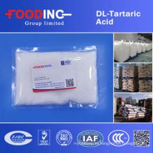 Alta Qaulidad FCC 98% Ácido Dl-tartárico
