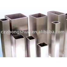 A500 S235JR GALVANIZED SQUARE TUBE