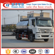 howo 100000 liter all/half intelligent asphalt distributor truck with low price