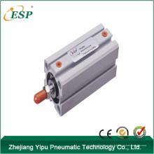 Série mince SDA cylindre pneumatique compact