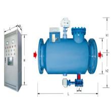 Station de traitement d'eau Legionella Filtre Dn50