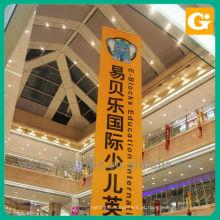 Bandeira de banner vertical personalizada para impressão