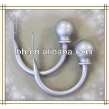 Magnéticos modernos cortina tiebacks ganchos