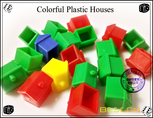 Colorful Plastic Houses-2