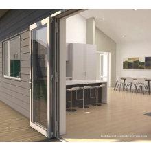 High Classic Villas Double vitrage en aluminium et portes