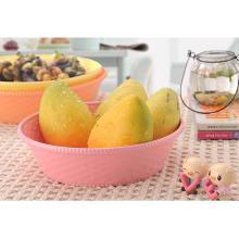 (BC-PM1024) Высококачественная многоразовая пластиковая меламиновая тарелка
