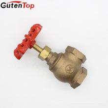 GutenTop alta qualidade Groove entrada forjada latão válvula de boca de incêndio com bom preço