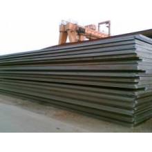 Chapa de aço carbono estrutural SS400 A36