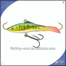 ICL007 Metal jig ice fishing lure