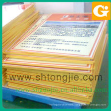 2Mm Pvc Foam Board With Screen Printing