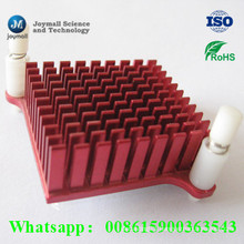 Aluminum Die Casting Pin Heatsink for High Powder Electronic Equipment