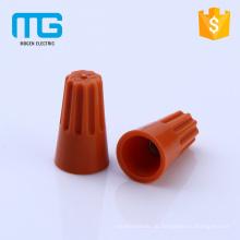 Kostengünstige blaue Plastikschrauben-PCV-Verbindung