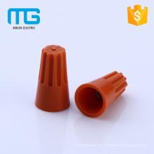 Custo-benefício conector de pcv parafuso de plástico azul