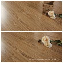 12mm Embossed Waxed Water Proof HDF German Technology Uniclic Laminate Flooring (1023)