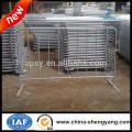 Heavy Duty Interlocking Steel Barricade