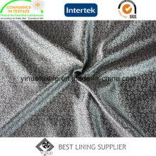 55% Polyester 45% Viskose Super Softer Jacquard-Futter Klassische Muster