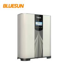 Bluesun híbrido 5kw mppt inversor de energía solar salida de 230vac para EUROPE UNION