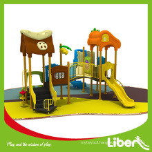 steel,plastic,galvanized,aluminium,Galvanized steel pipe,LLDPE Material and Outdoor Type preschool playgroud Equipment LE.YG.048