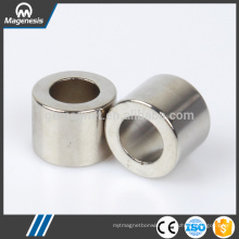 Special customized hot sell ndfeb n52 neodymium magnet cylinder