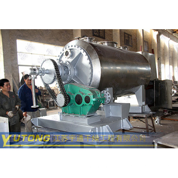 Powdery Product Vaccum Harrow Drying Machine