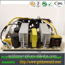 Elektronik teile pcb montage fr4 pcb montage