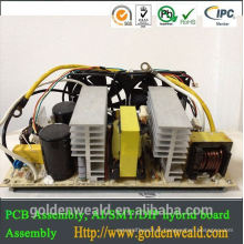 Peças eletrônicas pcb assembly fr4 pcb assembly