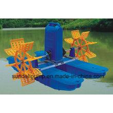 2 крыльчатки (1HP) гребное колесо аэратор для прудовых рыб (YC-0,75)