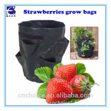 Home & garden supplies plant grow nursery bags for strawberries