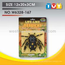 Sofr Gummi perfekte Kunststoff Spielzeug Spinne Modell Smulation Tier