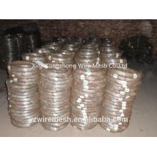 GI vinculante de alambre / alambre de hierro galvanizado / bajo precio gi alambre