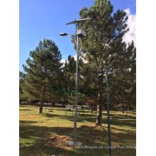 Garantía de venta superior de 5 años Luz de calle ajustable, luz de calle solar