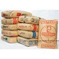 Самовыравнивающийся раствор Kraft Paper Valve Bag 20кг