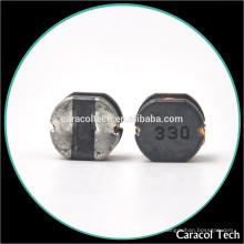 CD0302 100uh bobina del inductor del montaje superficial de Smd para el convertidor de DC-DC