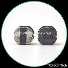 CD0302 Bobina de indução de montagem de superfície 100uh de superfície para conversor DC-DC
