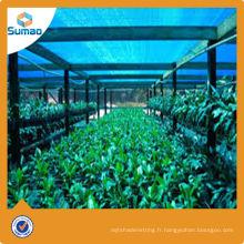 Filet d'ombre de crèche de légumes pour la ferme / tissu d'ombre pour l'usage de l'agriculture