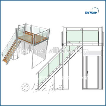 trade show exhibition display two storey from shanghai china factory
